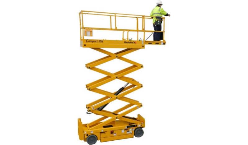 compact 10n haulotte scissor lift international group for rh igteco com Haulotte Boom Lifts Haulotte USA
