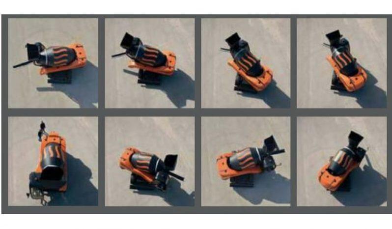 360 DELTA 4 – D'AVINO MIXERS full