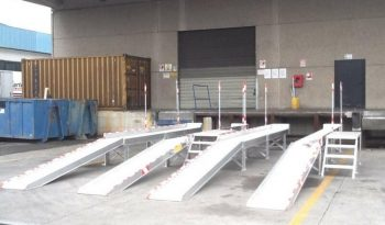 ALUMINIUM WEDGES – CLM RAMPS full