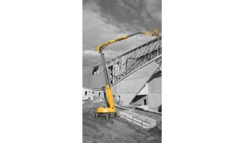 HA41 RTJ PRO – HAULOTTE ARTICULATING BOOMS full