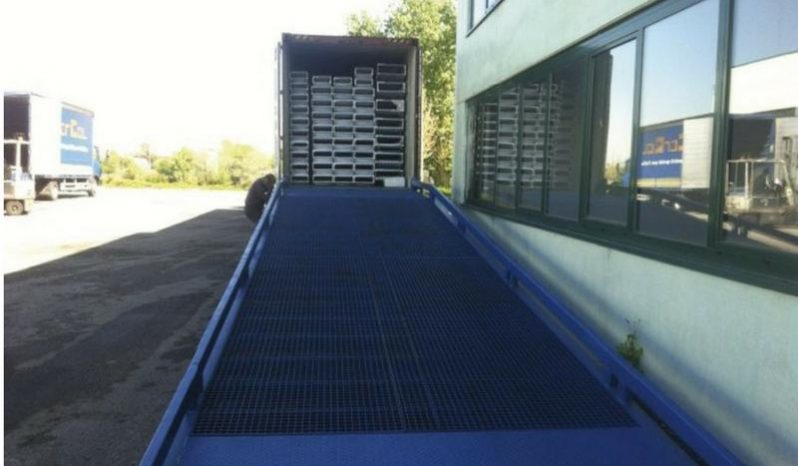 LOADING CHUTE MD – CLM RAMPS full