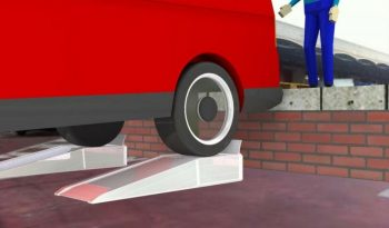 MOBILE DOCK BOARDS – CLM RAMPS full