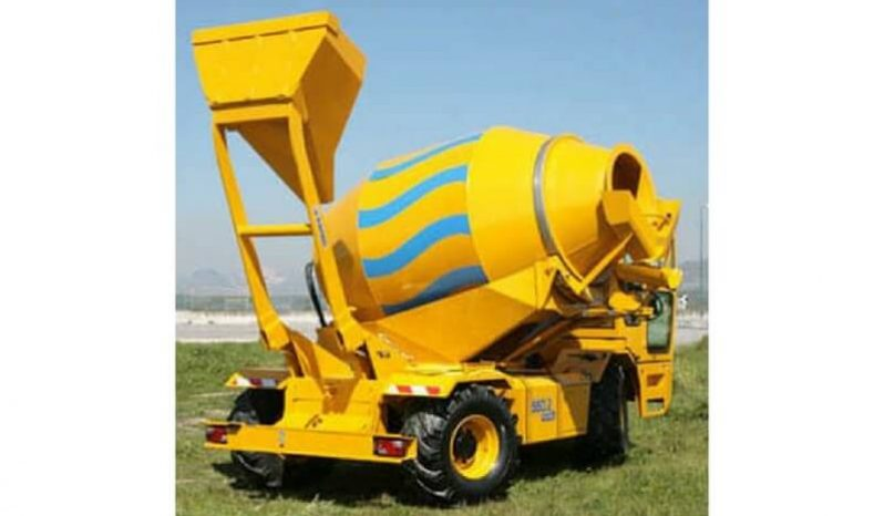 RUNNER 560.2 – D'AVINO MIXERS full