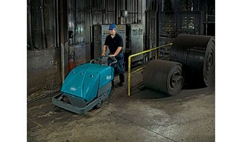 S10 – TENNANT Industrial Walk-Behind Sweeper full