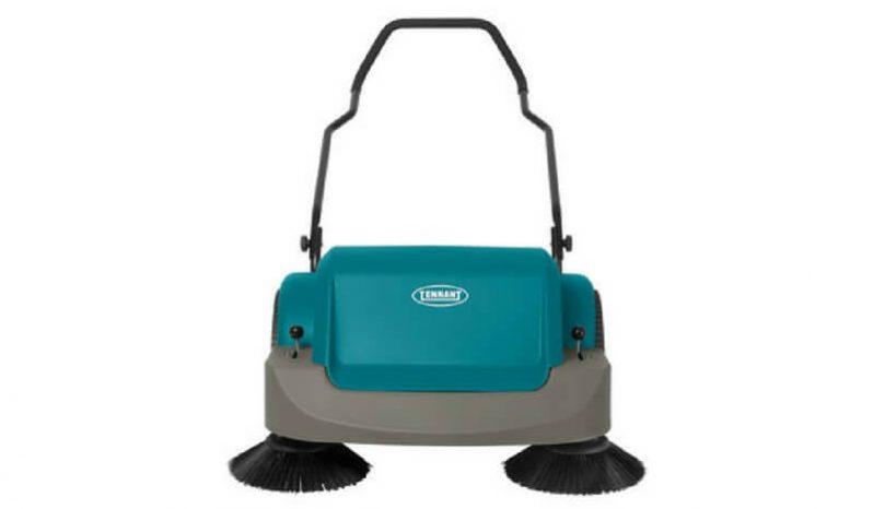 S3 – TENNANT Manual Sweeper full