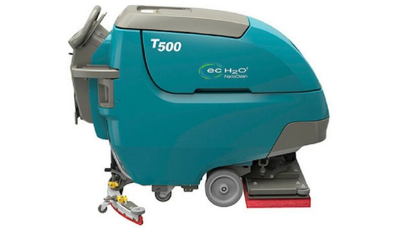 T500 / T500e – TENNANT Walk-Behind Scrubbers full