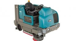 M20 – TENNANT Integrated Rider Sweeper-Scrubber