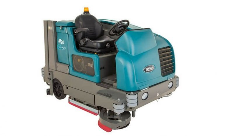 M20 – TENNANT Integrated Rider Sweeper-Scrubber full