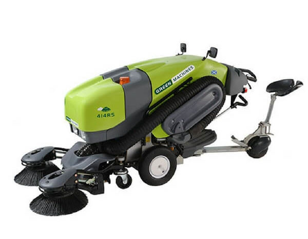 400 Series Green Machines Air Sweepers full