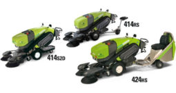 400 Series Green Machines Air Sweepers