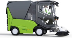 500ze Green Machines Electrical Street Sweeper