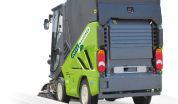 636 Green Machines Series Air Sweeper full