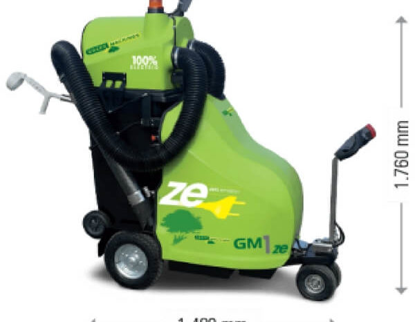 GM1ze Green Machine full